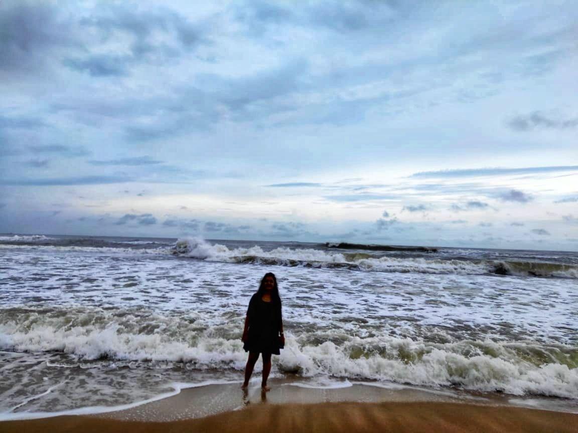 Diu Jalandhar Beach