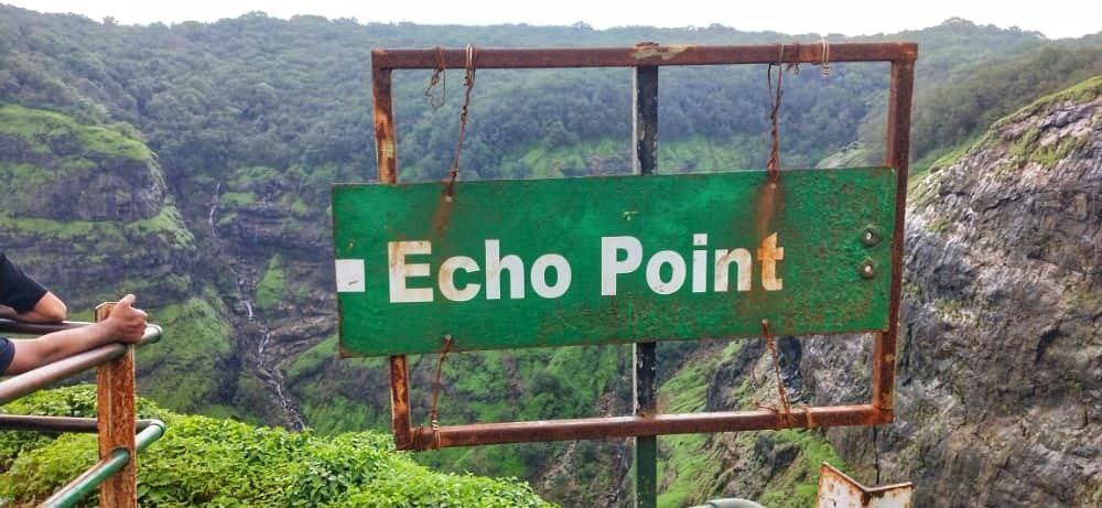 Echo Point - Matheran