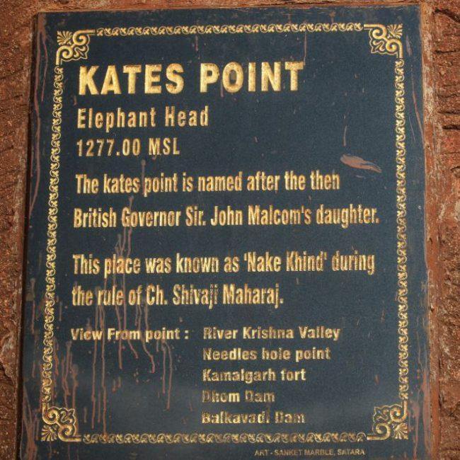 Kates Point History